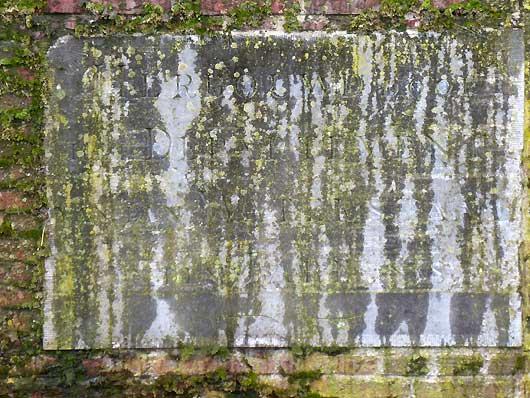 Gedenksteen Kleine Oostbrug