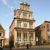 Westfries Museum, Rode Steen 1