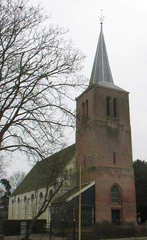 De kerk anno 2013.
