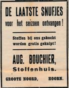advertentie - Aug. Bouchier