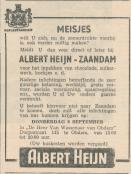 advertentie - Albert Heijn