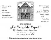 advertentie - H.J. Conijn