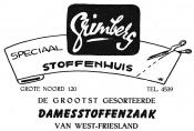 advertentie - GRIMBERG